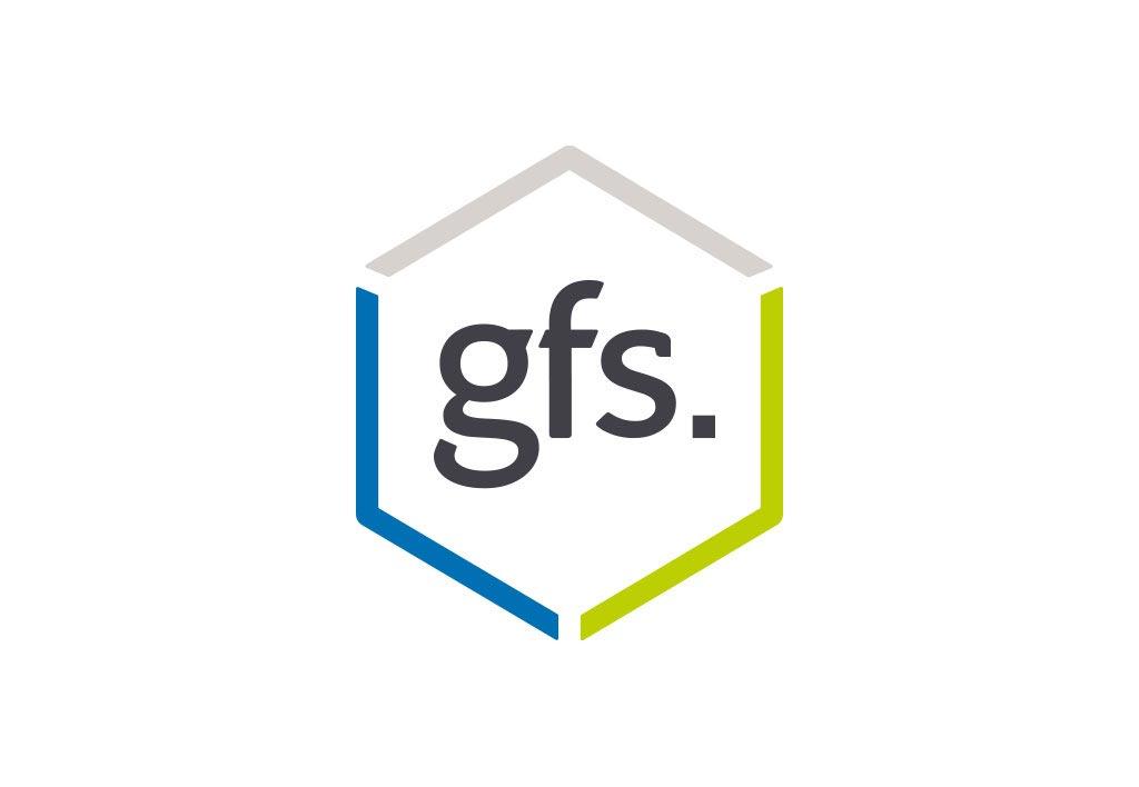gfs markenentwicklung relaunch logodesign