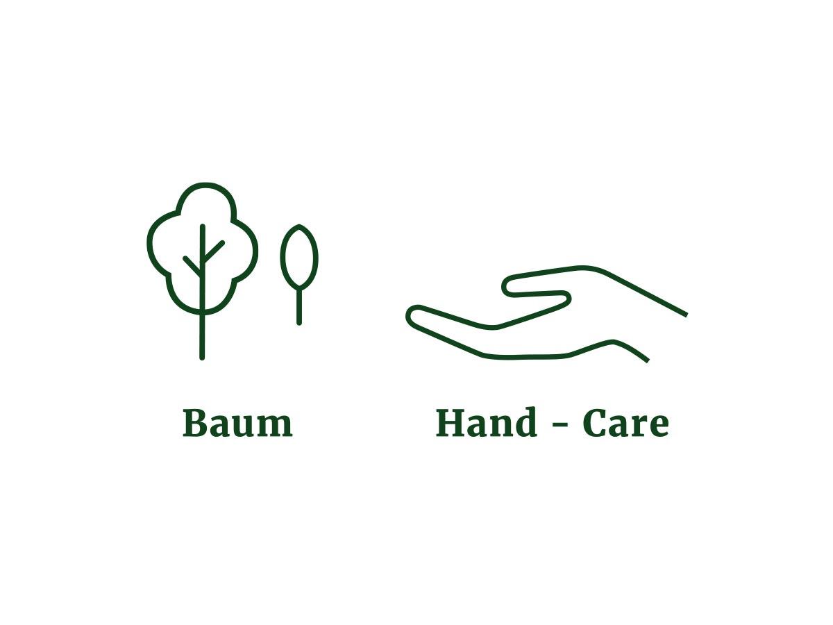 brauers baumpflege branding markenentwicklung