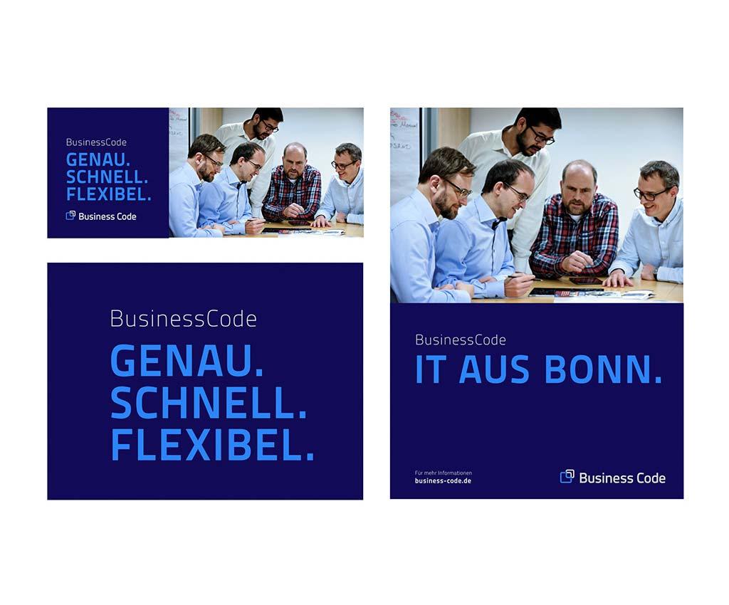 businesscode relaunch anzeigen