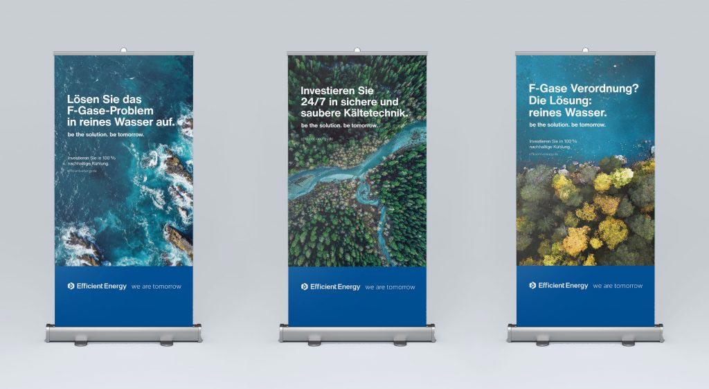 efficientenergy markenentwicklung banner
