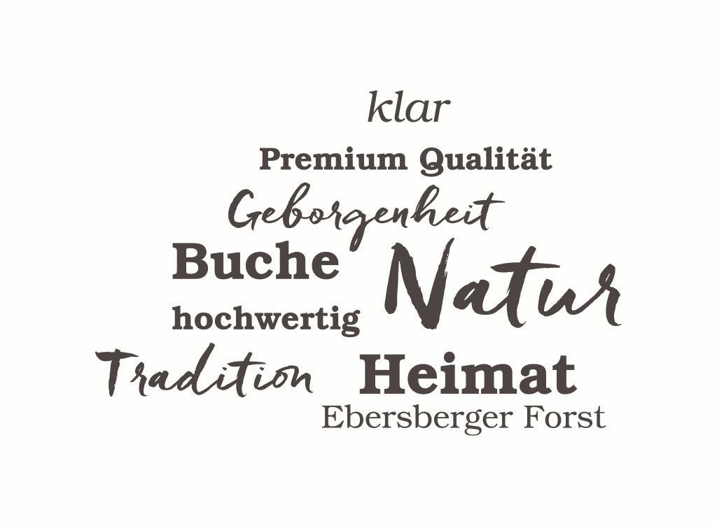 Köhlerei Branding Konzeptideen
