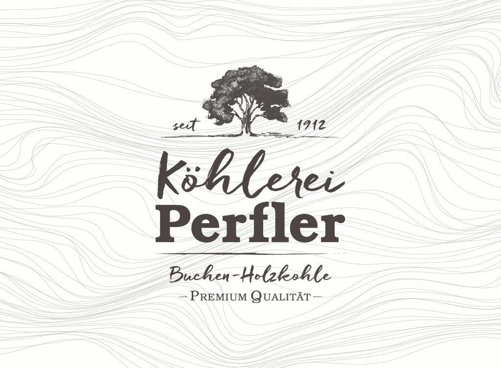 Köhlerei Branding Logodesign