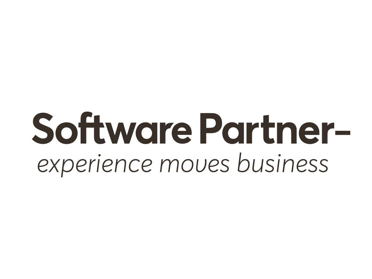 softwarepartner marke relaunch logodesign